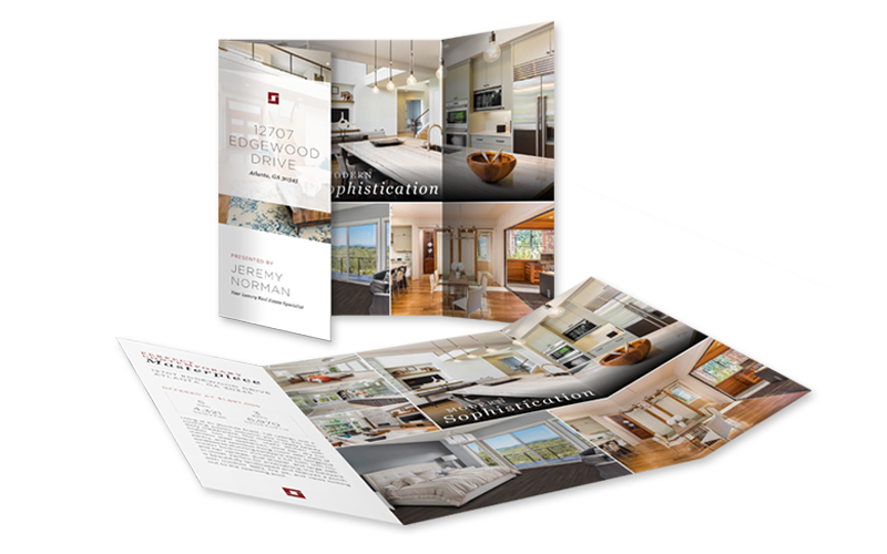 11″ x 17″ Gatefold Property Brochure Download