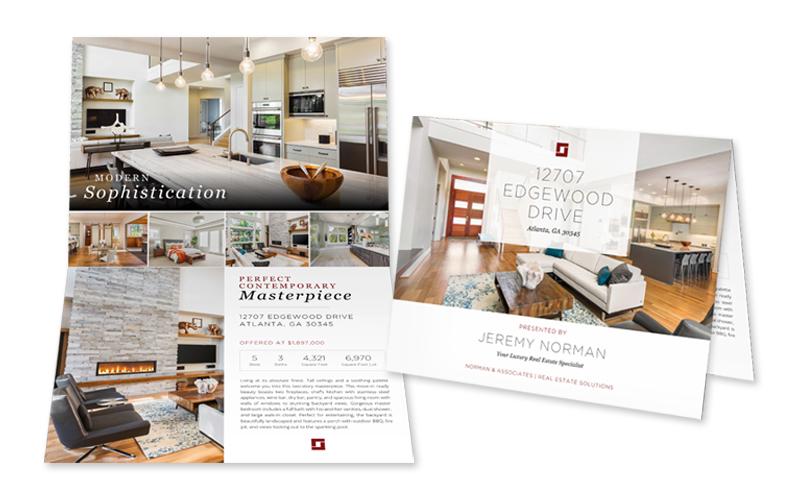 11″ x 17″ Landscape Property Brochure Download