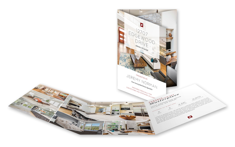 9″ x 21″ Trifold Property Brochure Download